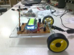 light-tracking-robot